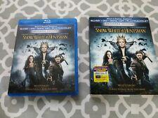 Snow White and the Huntsman (Blu-ray/DVD, 2015, 2-Disc Set)