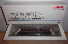 Märklin H0 3380 Locomotora Diésel Br 220 007-9 de Db Analógico Probado en