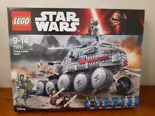 Lego Star Wars Clone Turbo Tank (75151) 100% Complete & Boxed
