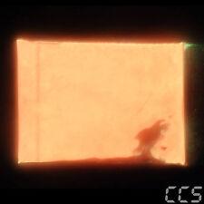 125g Glow Leucht Neon Effekt Red Rot Orange Effektlack Dip Pigment (100g=72€)