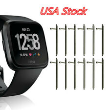 10Pcs Quick Release Spring Bars Watch Band Pins Diameter For Fitbit Versa Usa