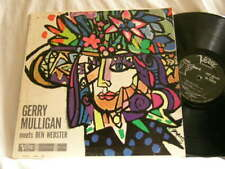 GERRY MULLIGAN meets BEN WEBSTER Jimmy Rowles Mel Lewis Verve MGV 8343 mono LP