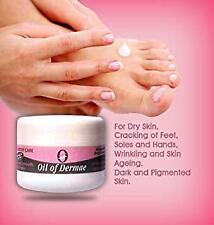 OIL OF DERMAE Moisturising cream(125ml) for Leg, Feet & Body care