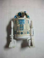 Vintage Star Wars ESB R2-D2 Power 100% Complete (2) WHITE/Great Sticker! NICE!!