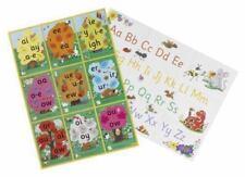 Jolly Phonics Alternative Spelling & Alphabet Poster (in Print Letters) (Poster)