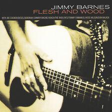 JIMMY BARNES - Flesh & Wood CD  *NEW*