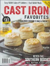 Cast Iron Favorites 2019 Southern Biscuits/Recipes