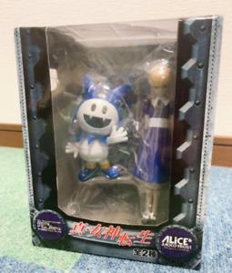 Furyu Shin Megami Tensei Real Figure Alice & Jack Frost set USED