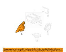 GM OEM Stereo Audio Radio-Rear Door Speaker 15135033
