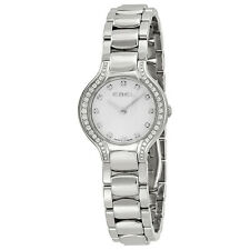 Ebel New Beluga Mini Silver Dial Ladies Watch 1215868