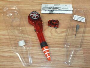 Vintage Genuine Radio Shack (60-1267) Red Collectible Remote Control Car Pen