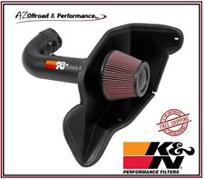 K&N 69 Series Typhoon Air Intake System 16-17 Ford Mustang Shelby GT350 5.2L V8