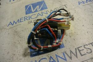 WESTINGHOUSE 655D555G13 2A/2B AUXILIARY SWITCH - USED