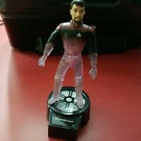 "Playmates Toys Star Trek Transporter Series 4.5"" Commander Riker Figure Base"