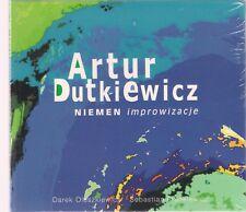 ARTUR DUTKIEWICZ NIEMEN IMPROWIZACJE CZESLAW BREAKOUT BLACKOUT TOP RARE OOP
