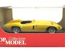 1955 Ferrari 121 Le Mans Yellow Top Model 1:43 TMC139