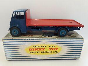 Dinky no. 512 Guy Flat Truck - excellent++ in box - Original