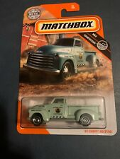 Matchbox 1947 Chevy A.D. 3100