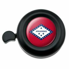 Arkansas State Flag Bicycle Handlebar Bike Bell