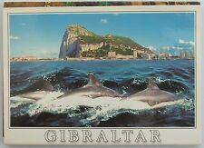 Souvenir 10 postcard booklet from St Michael´s Cave, Gibraltar