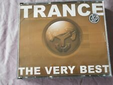 Nr : 57 - 3 CD - TRANCE - THE VERY BEST
