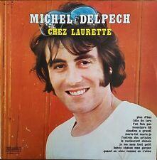 Michel Delpech - Chez Laurette - Vinyl LP 33T