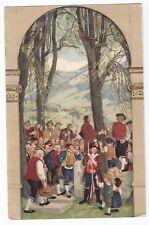 Ganzsache Schweiz Bundesfeier 1918 ungelaufen (100286)