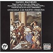 Danielis - Motets for One & Two Voices CD Highly Rated eBay Seller Great Prices