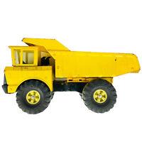 Tonka XMB 975 Dump Truck Pressed Steel Toy Metal Mighty 3901 1970's Vintage