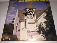 GOOD OLD COUNTRY GOSPEL Compilation Gospel 2 LP SET 66G