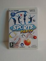 Sports Party (Wii), Good Nintendo Wii Video Games