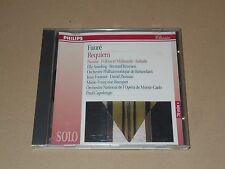 Jean Fournet - Zinman - Gabriel Fauré; Requiem - Pelléas & Mélisande/ CD Philips