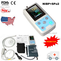 FDA CE ICU Vital Signs Patient Monitor NIBP SPO2 Pulse Rate with pc software,hot