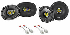 "Kicker 6x9""+5.25"" CSC Speaker Replacement Kit For 2006-2008 Dodge Ram 1500"