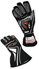 KART REVERSE STITCH DRIVING AUTO RACING GLOVES SFI 3.3/5 ADULT XL