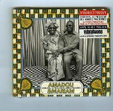CD (NEW) AMADOU ET MARIAM 1990>1995 LE MEILLEUR DES ANNEES MALIENNES