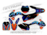 NitroMX Graphic Kit for KTM SX 85 SX85 2013 2014 2015 2016 2017 Decals Motocross