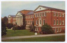 GREENSBORO NC Woman's College UNC at Greensboro Petty Building postcard