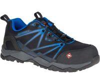Merrell Men's J45343 Fullbench Composite Toe  Safety Work Shoes