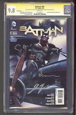 Batman #28 STEAMPUNK VARIANT CGC 9.8 SS NGUYEN, SNYDER, TYNION IV NM+/M