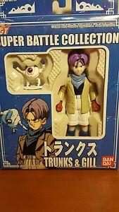 Bandai Dragon Ball GT Super Battle Collection Figure Trunks & Gill