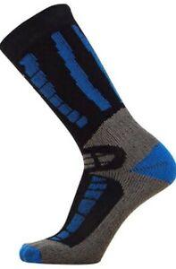 3PACK! Pure Athlete Youth Ski Snowboard Socks Merino Wool Children sz S/M