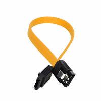 SATA 3.0 III SATA3 SATAiii 6Gb/s Data Cable Wire 50cm for HDD Hard Drive SSD ORG