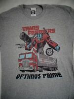 Transformers More than Meets the Eye Optimus Prime T-Shirt