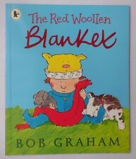 THE RED WOOLLEN BLANKET BY BOB GRAHAM WALKER PB BOOK 2008
