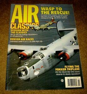 Air Classics Magazine October 1992