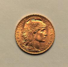 ** 20 Francs Marianne 1913 Or/Gold  République Française **