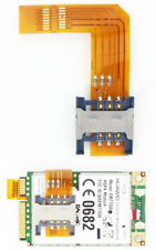 Tarjetas sim-adaptador F. mini-PCIe 3g/4g/UMTS/LTE módems