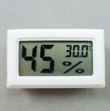 1*Accurately Digital Lcd Display Temperature Meter Hygrometer Humidity Moisture