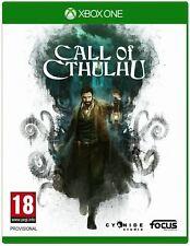 Call of Cthulhu XBOX ONE Game